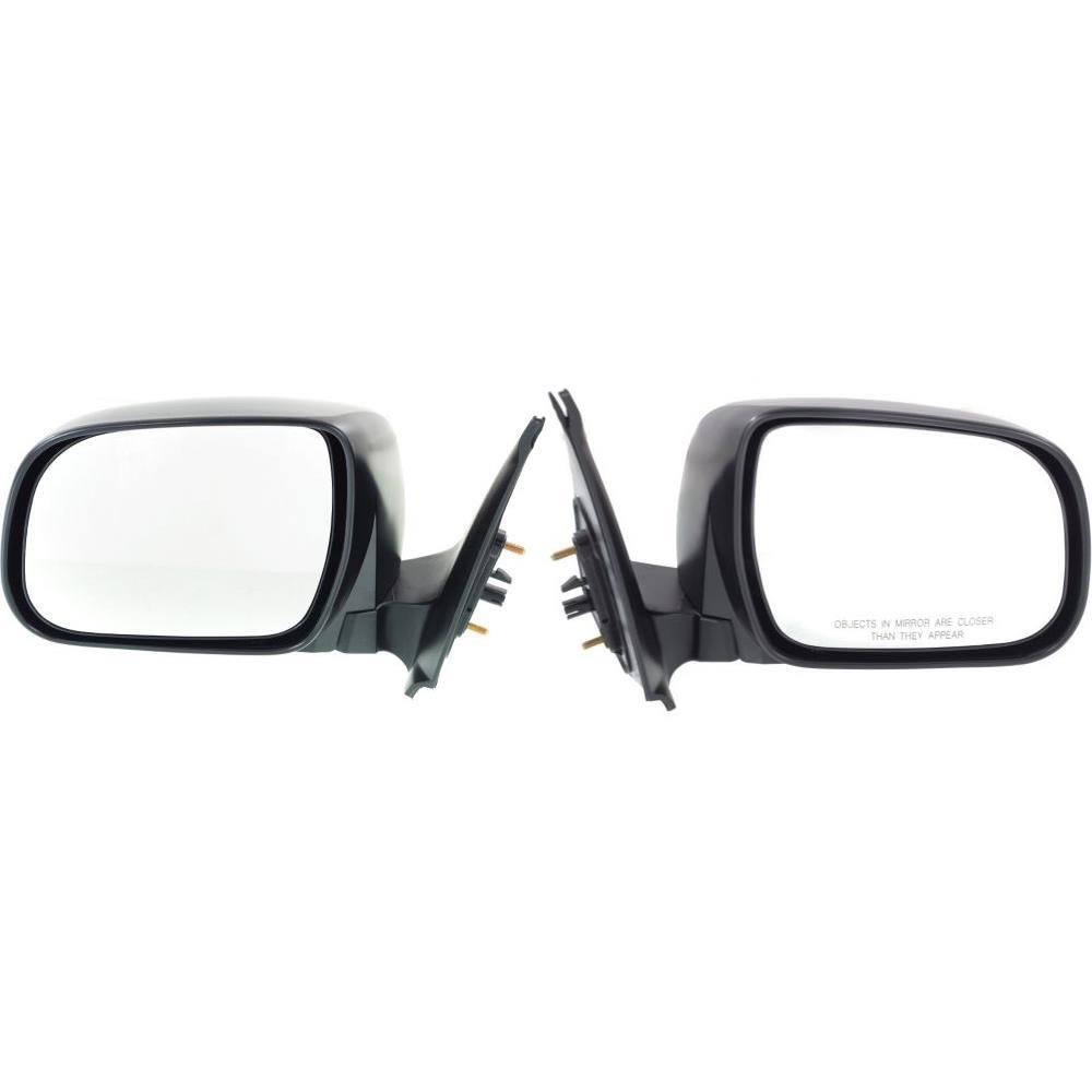 New TO1321313 Passenger Side Mirror for Toyota 4Runner 2014-2014