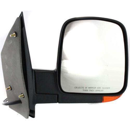 ミラー For Express 2500 03-07, Passenger Side Mirror, Textured Black エクスプレス2500 03-07、乗客側ミラー、テクスチャブラック