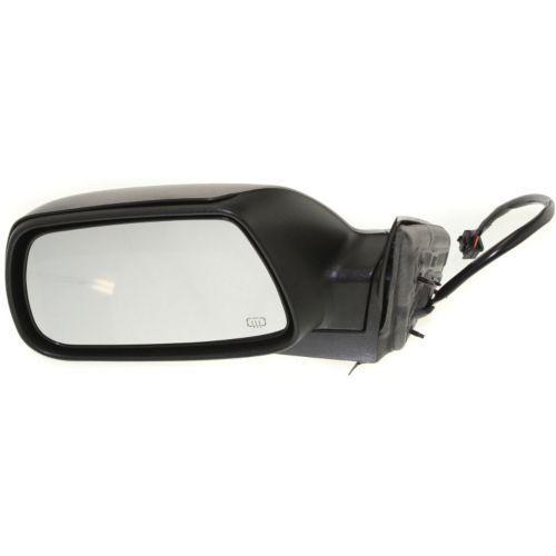 ミラー For Grand Cherokee 05-08, Driver Side Mirror, Textured Black グランドチェロキー05-08、ドライバーサイドミラー、テクスチャーブラック