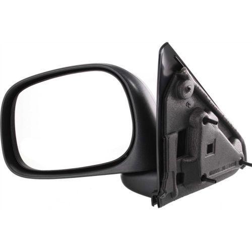ミラー For Ram 2500 04-09, Driver Side Mirror, Textured Black Ram 2500 04-09、Driver Side Mirror、Textured Black
