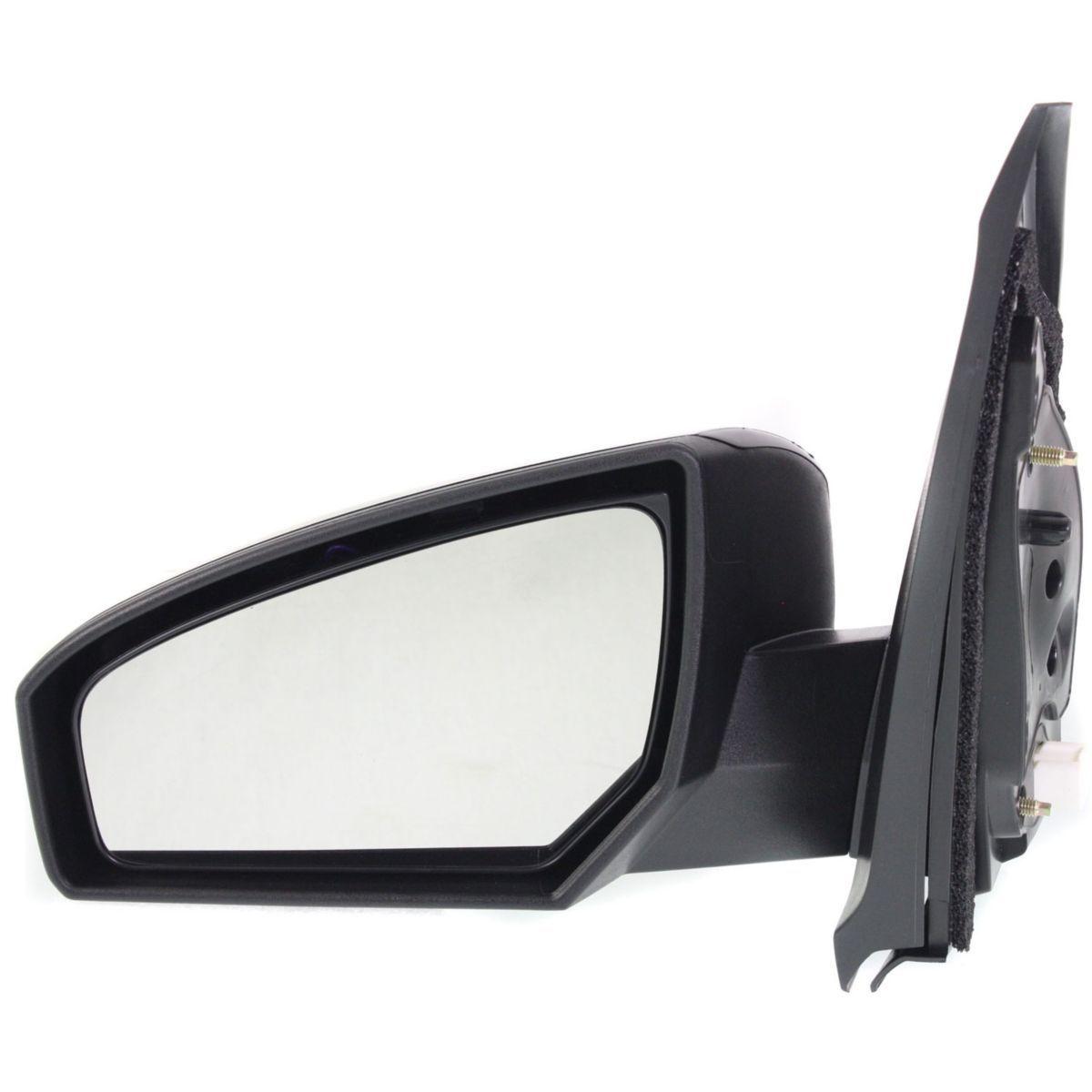 ミラー Power Left Side View Mirror For 07-12 Nissan Sentra Sedan NI1320167 Non-Heated 07-12日産セントラセダンNI1320167用パワー左サイドビューミラー