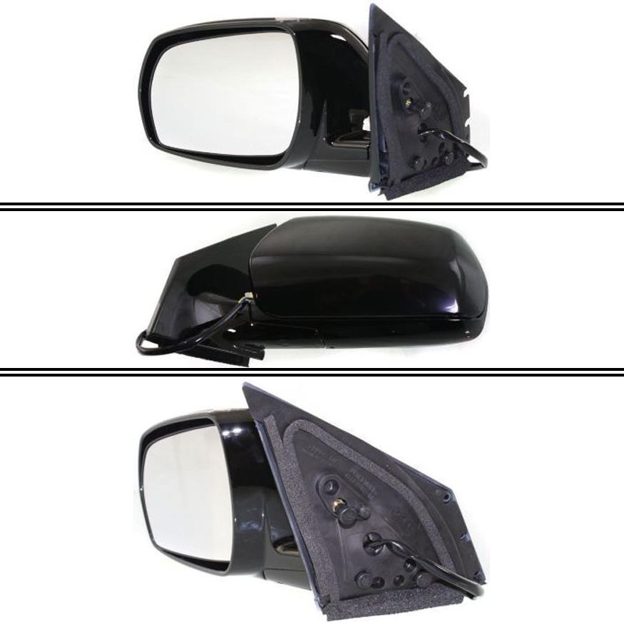 ミラー New NI1320152 Driver Side Mirror for Nissan Murano 2003-2004 Nissan Murano 2003-2004用の新しいNI1320152ドライバサイドミラー