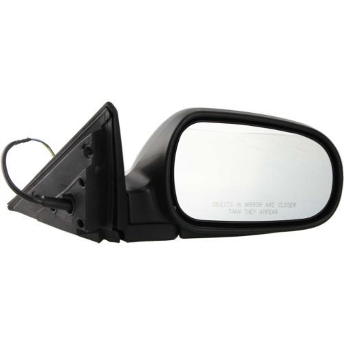 Driver Side Mirror For Explorer 95-03 Textured Black