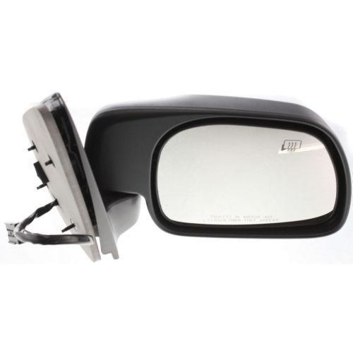 ミラー For Excursion 01-05, Passenger Side Mirror, Textured Black エクスカーション01-05、助手席側ミラー、テクスチャードブラック