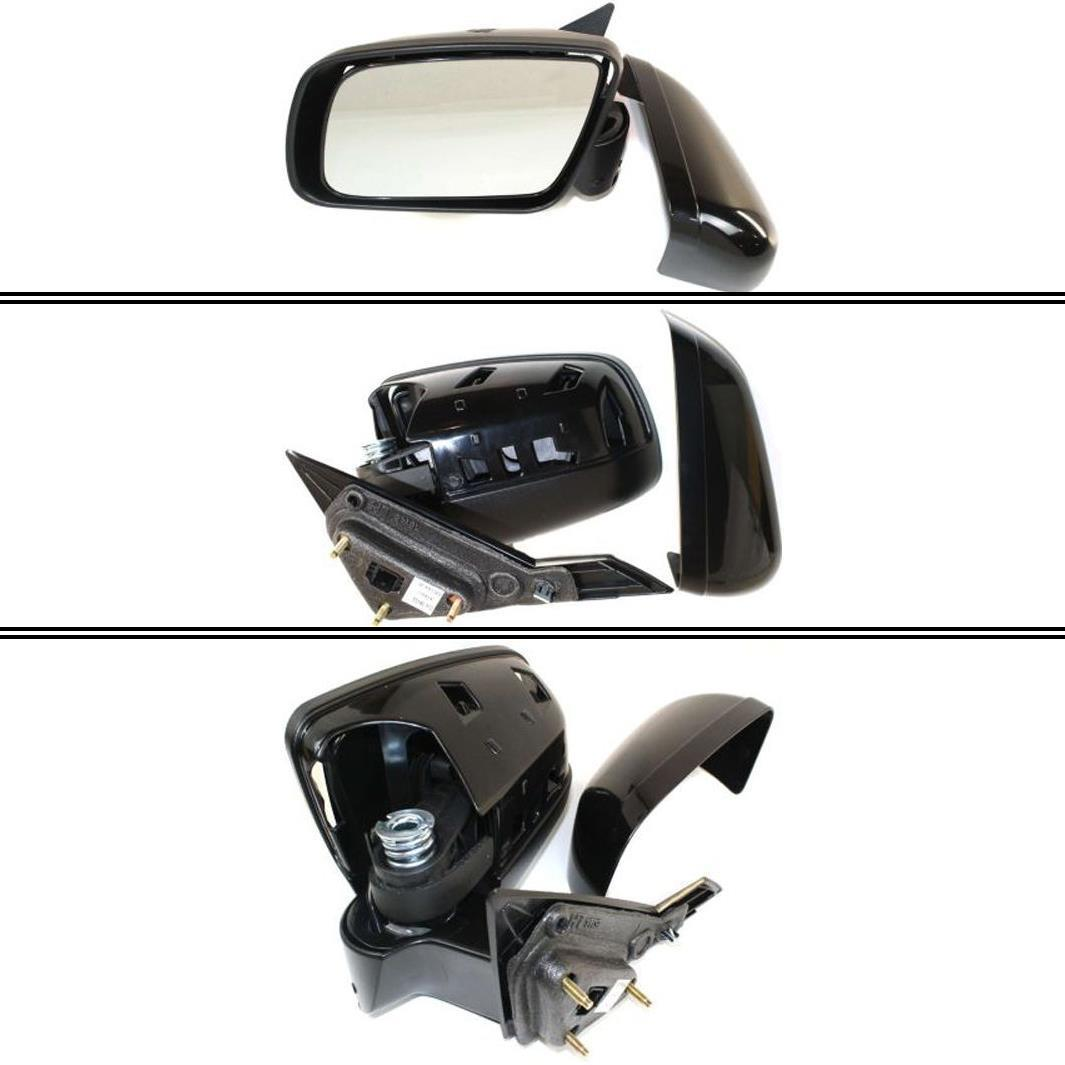 Manual Non-Heated Passenger Right Side RH Mirror for 1999-2003 Ford Windstar
