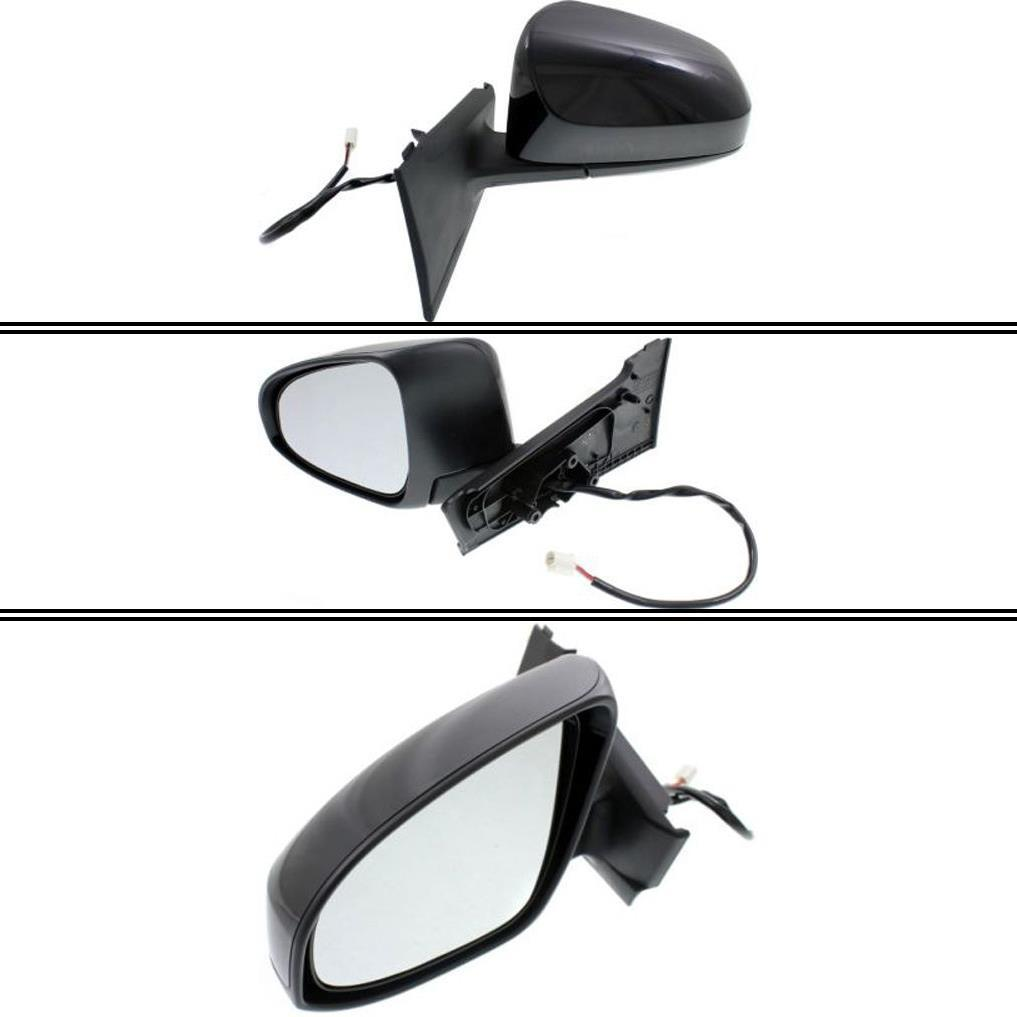ミラー New TO1320280 Driver Side Mirror for Toyota Yaris 2012-2012 Toyota Yaris 2012-2012用の新しいTO1320280ドライバサイドミラー