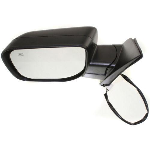 ミラー For Titan 06-09, Driver Side Mirror, Textured Black タイタン06-09、ドライバーサイドミラー、テクスチャーブラック