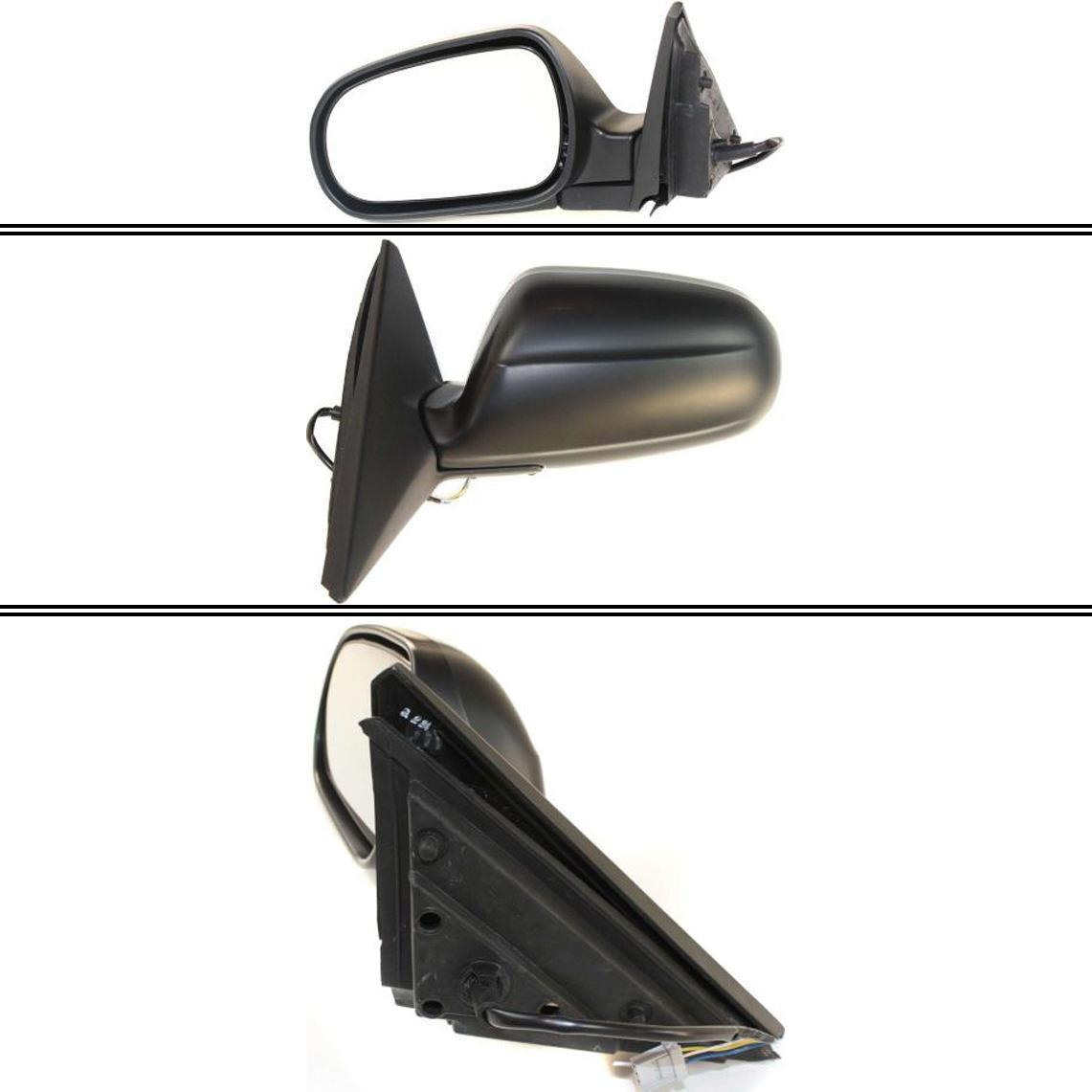 New Driver Side Mirror For Honda Prelude 1997-2001 HO1320145