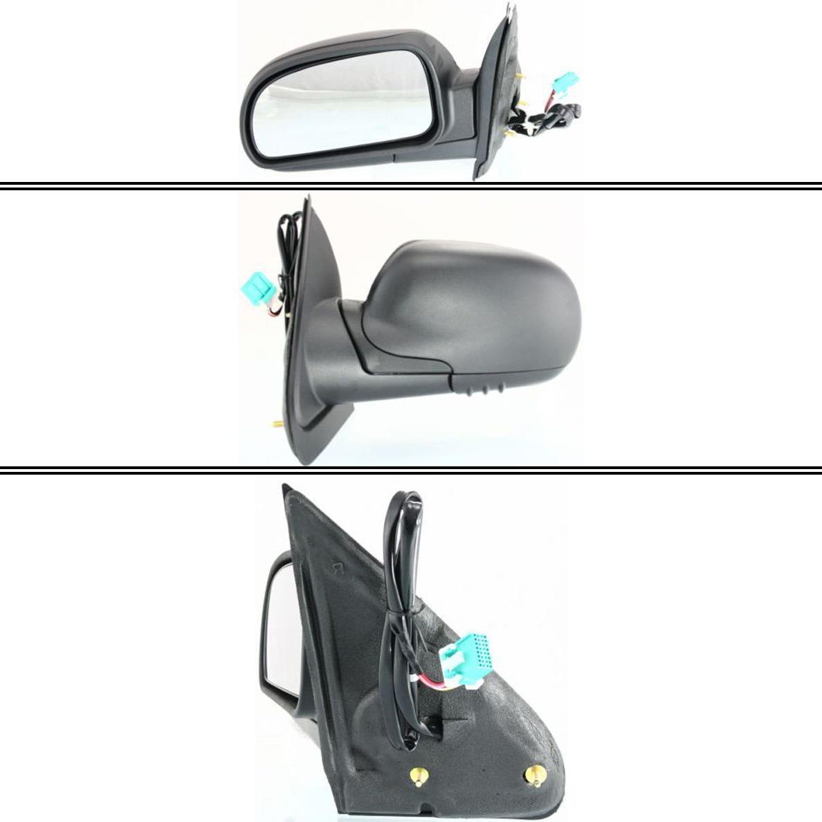 ミラー New GM1320322 Driver Side Mirror for Chevrolet Trailblazer 2002-2009 Chevrolet Trailblazer 2002-2009用の新しいGM1320322ドライバサイドミラー