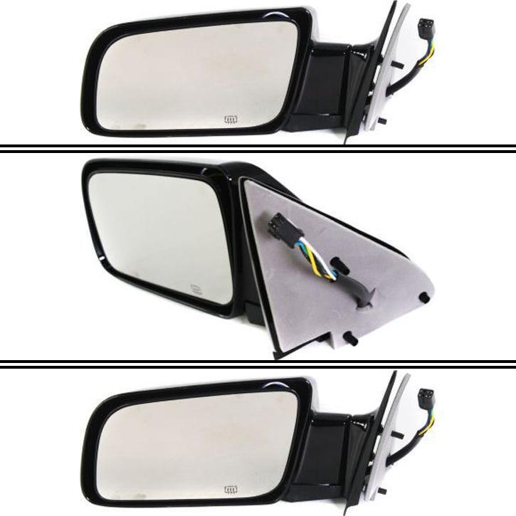 ミラー New GM1320276 Driver Side Mirror for GMC R2500 1988-2000 GMC R2500 1988-2000の新しいGM1320276ドライバサイドミラー