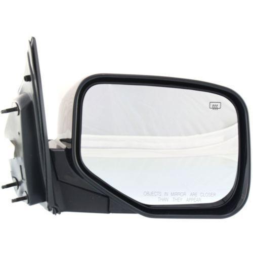 ミラー For Ridgeline 06, Passenger Side Mirror, Paint to Match リッジライン06、助手席側ミラー、ペイントトゥマッチ