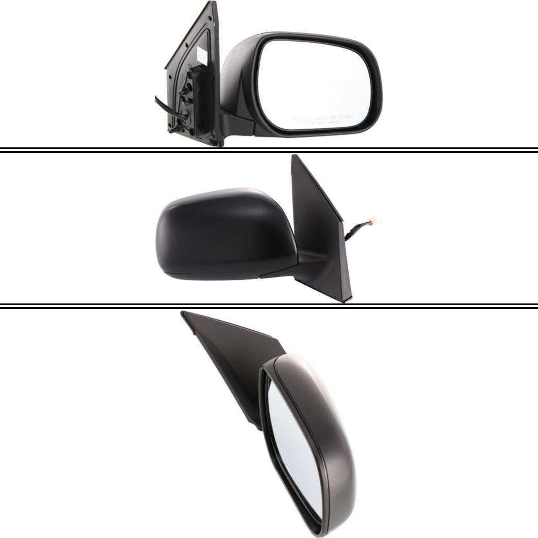 Style OEM Power Auto Fold Side Mirror Set 02 03 04 05 06 07 Mazda2 DEMIO