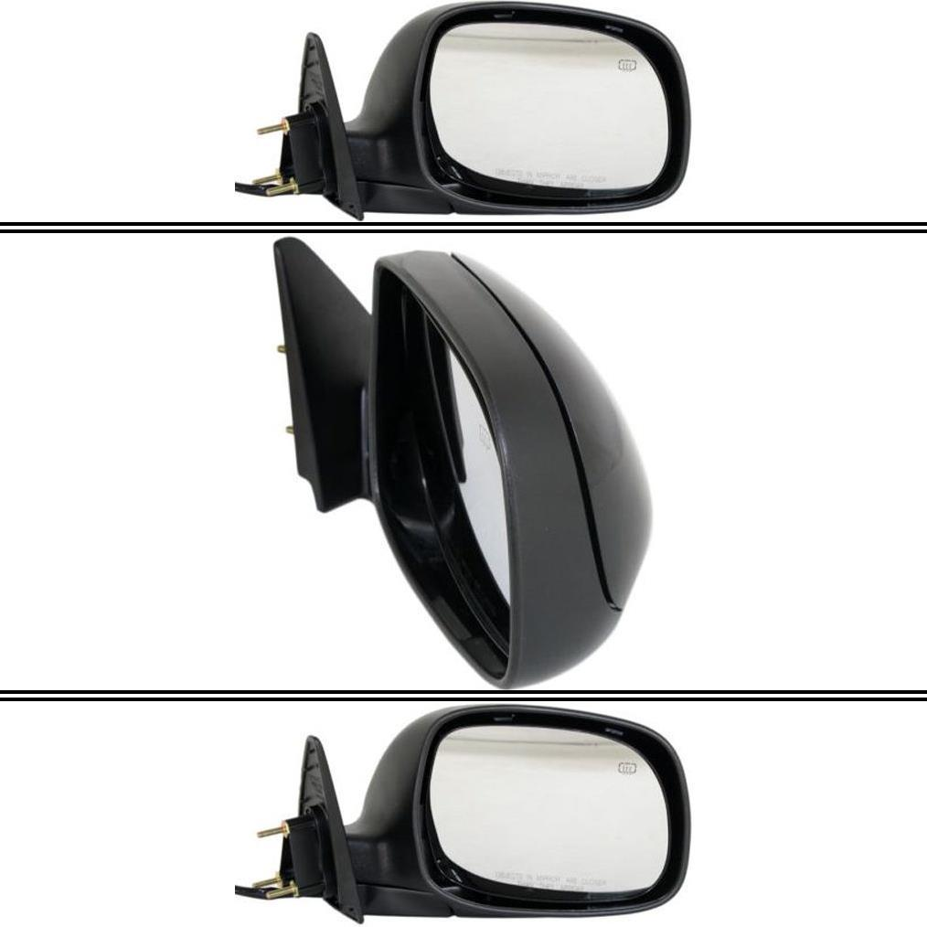 ミラー New TO1321208 Passenger Side Mirror for Toyota Tundra 2003-2005 Toyota Tundra 2003-2005用の新しいTO1321208旅客用サイドミラー