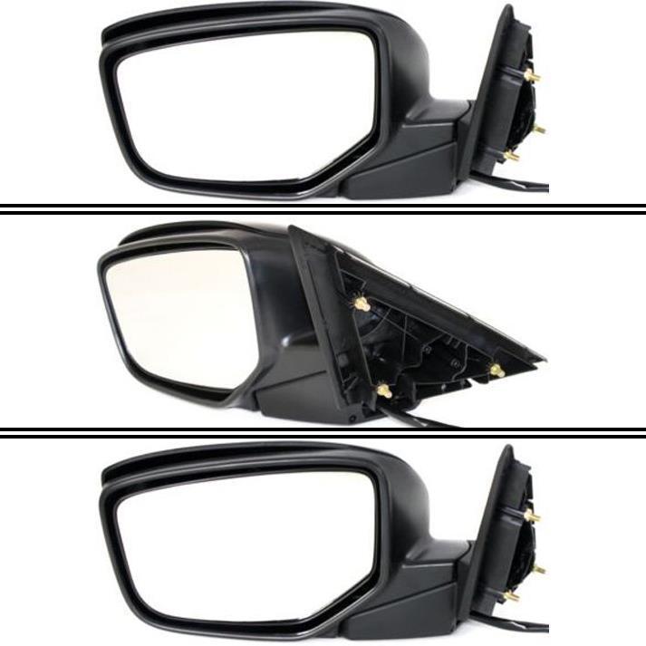 ミラー New HO1320251 Driver Side Mirror for Honda Accord Crosstour 2010-2012 Honda Accord Crosstour 2010-2012の新しいHO1320251ドライバーサイドミラー