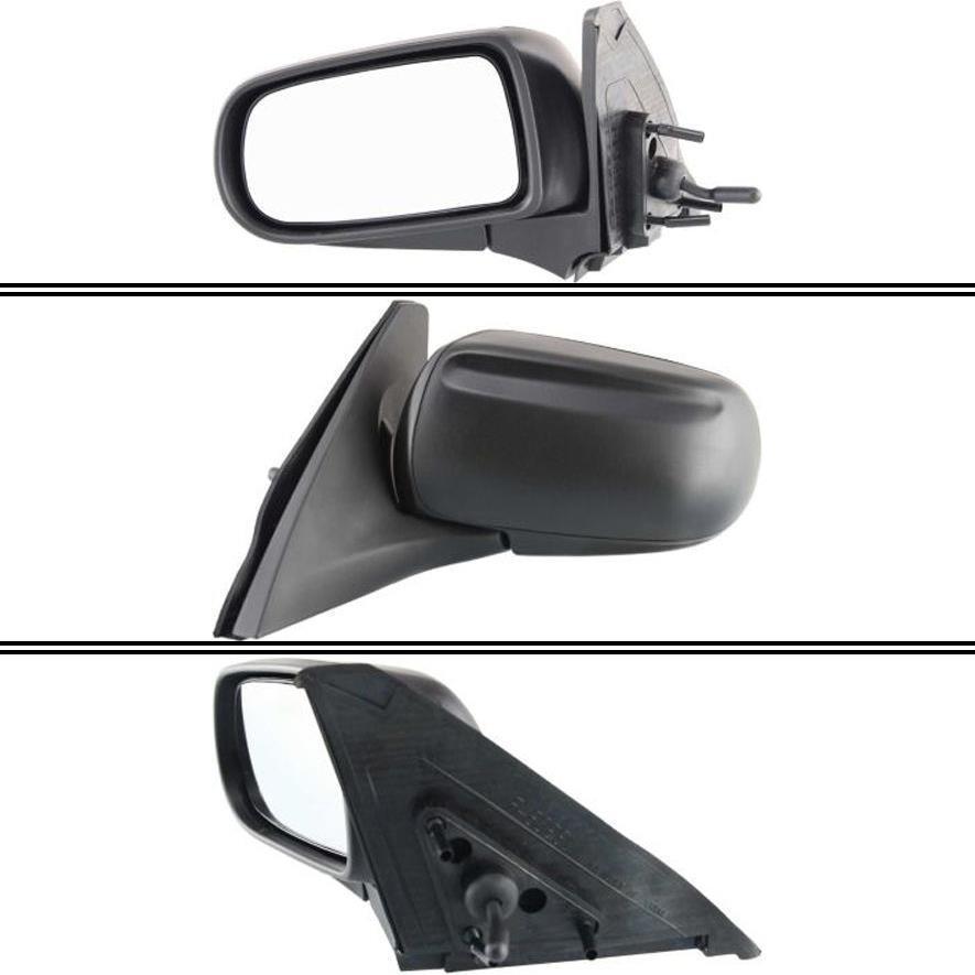 ミラー New MA1320129 Driver Side Mirror for Mazda Protege 1999-2003 Mazda Protege 1999-2003用の新しいMA1320129ドライバサイドミラー