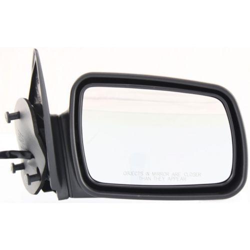 ミラー For Grand Cherokee 93-95, Passenger Side Mirror, Textured Black グランドチェロキー93-95、乗客側ミラー、テクスチャブラック