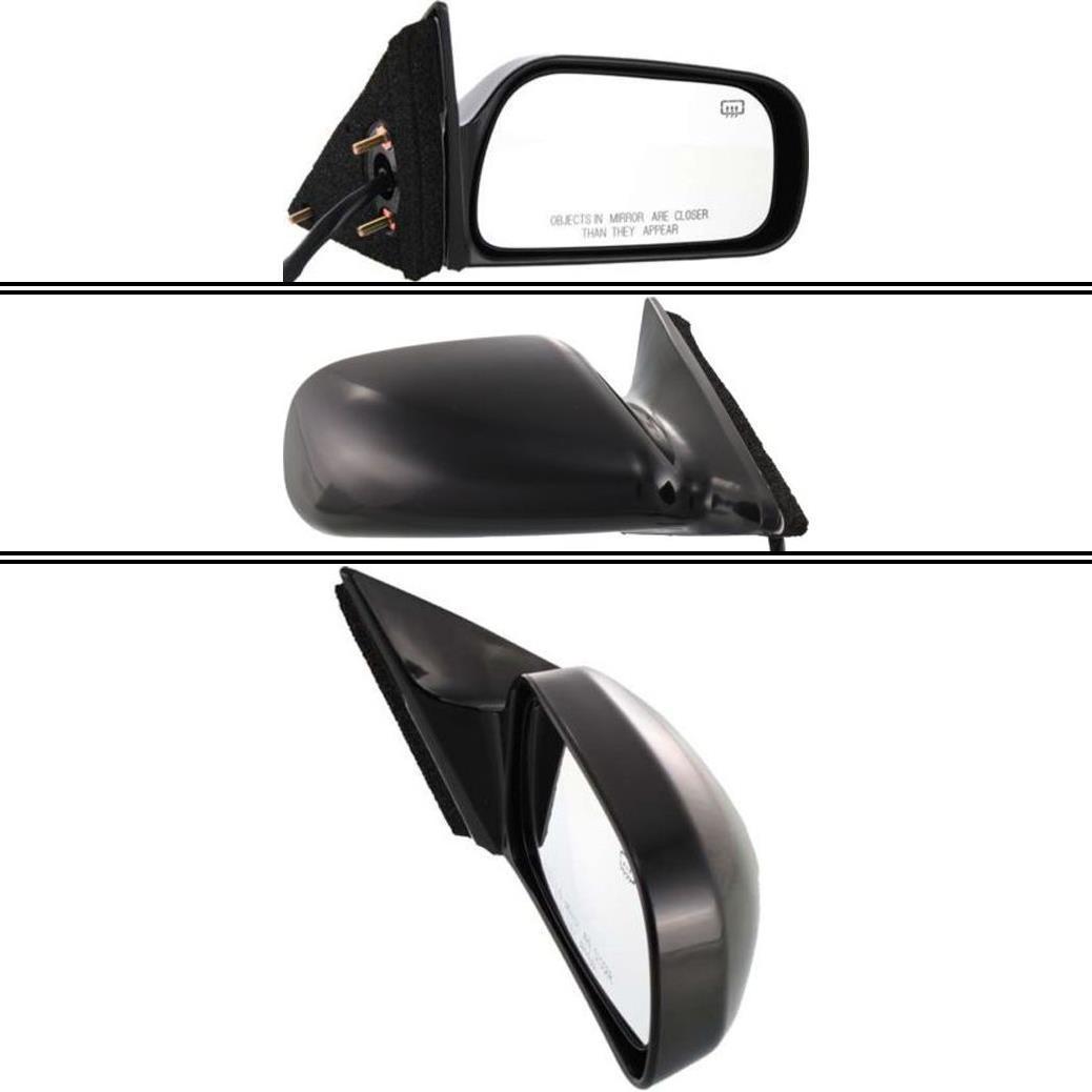 ミラー New TO1321130 Passenger Side Mirror for Toyota Camry 1997-2001 トヨタカムリ1997-2001の新型TO1321130助手席ミラー