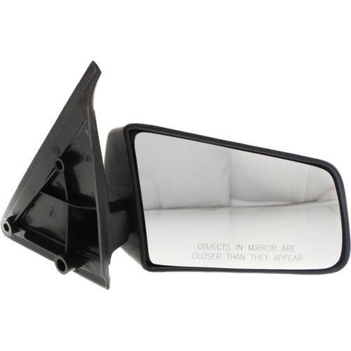 ミラー For Jimmy 92-93, Passenger Side Mirror, Textured Black ジミー92-93、助手席側ミラー、テクスチャブラック
