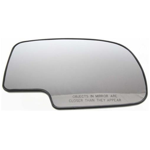 ミラー New Mirror Glass for Chevrolet Silverado 1500 1999-2006 Chevrolet Silverado 1500 1999-2006の新しいミラーガラス