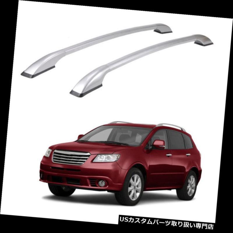 キャリア スバルトライベッカ2008-2014用カートップルーフラッククロスバー荷物キャリアボード For Subaru Tribeca 2008-2014 Car Top Roof Racks Cross Bar Luggage Carrier Board