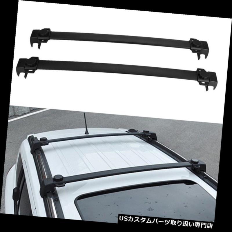 キャリア 2017 2018工場OEスタイルルーフラッククロスバー荷物キャリア用ジープコンパス 2017 2018 Factory OE Style Roof Rack Cross Bars Luggage Carrier For Jeep Compass