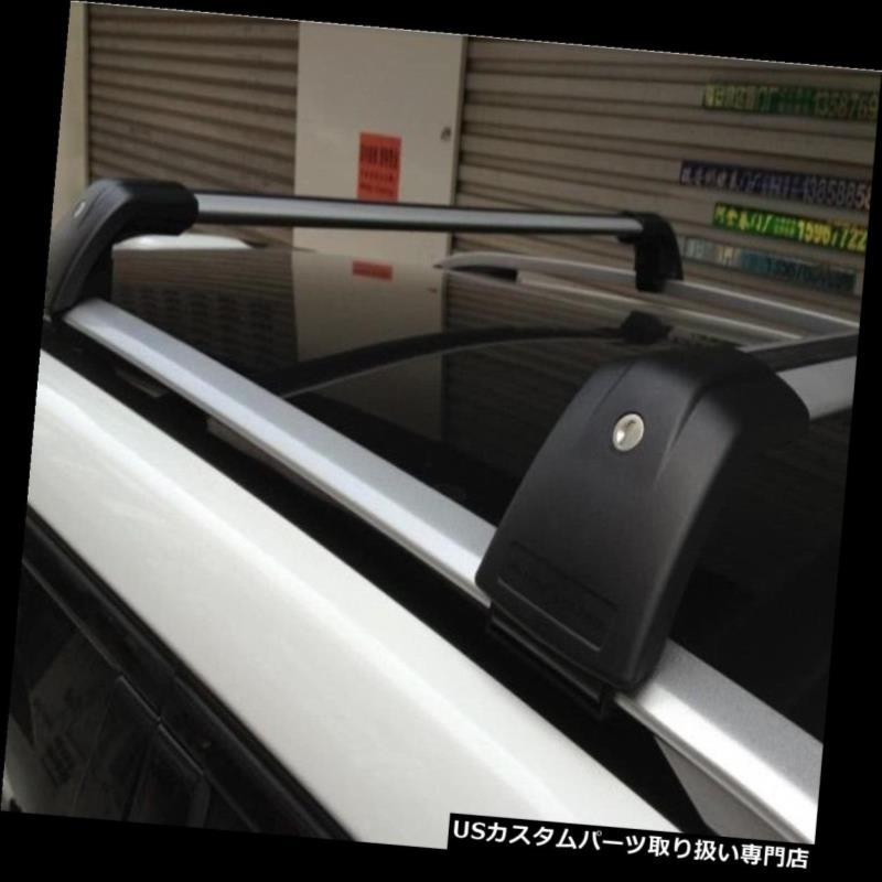 キャリア ランドローバーレンジローバー用屋根用手荷物荷物用ラッククロスバーレールN For Land Rover Range Rover Evoque roof baggage luggage rack cross bar rail N