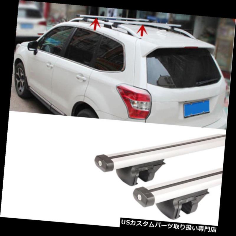 キャリア スバルXV 2012-2016オートパーツトップラッククロスバーラゲッジホルダー用 For Subaru XV 2012-2016 Auto Part Top Racks Cross Bars Luggage Holder