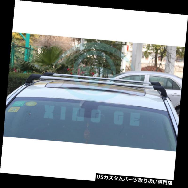 キャリア 鈴木Kizashi 2010-2014のためのアルミ合金の荷物のキャリアのルーフラッククロスバー Aluminum Alloy Luggage Carrier Roof Racks Cross Bar For Suzuki Kizashi 2010-2014