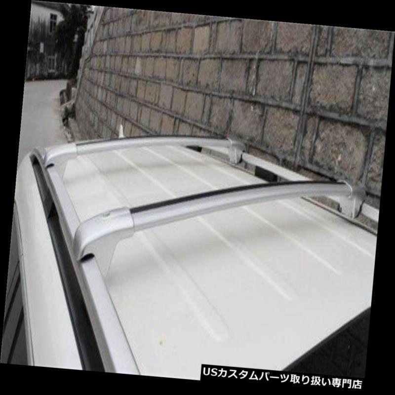 キャリア トヨタRAV4 RAV 2014-16レールクロスバークロスバーN用荷物荷物ルーフラック baggage luggage roof rack for Toyota RAV4 RAV 2014-16 rail cross bar crossbar N