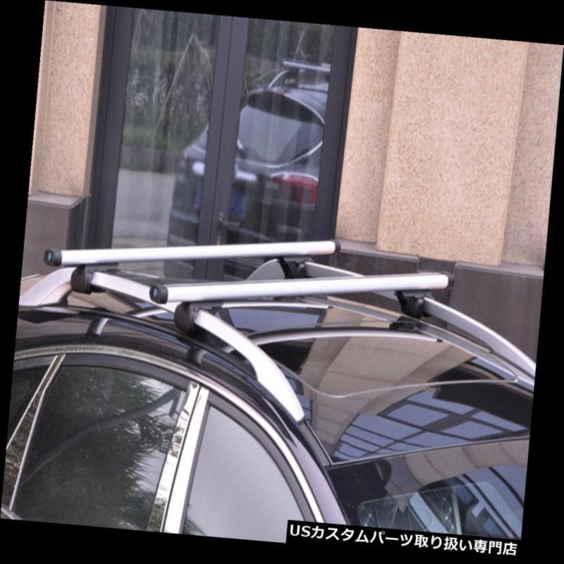キャリア 日産ムラーノ2008-2016アルミ合金クロスバールーフカーゴ荷物ラックにフィット Fit For Nissan Murano 2008-2016 Aluminum alloy Cross Bar Roof Cargo Luggage Rack