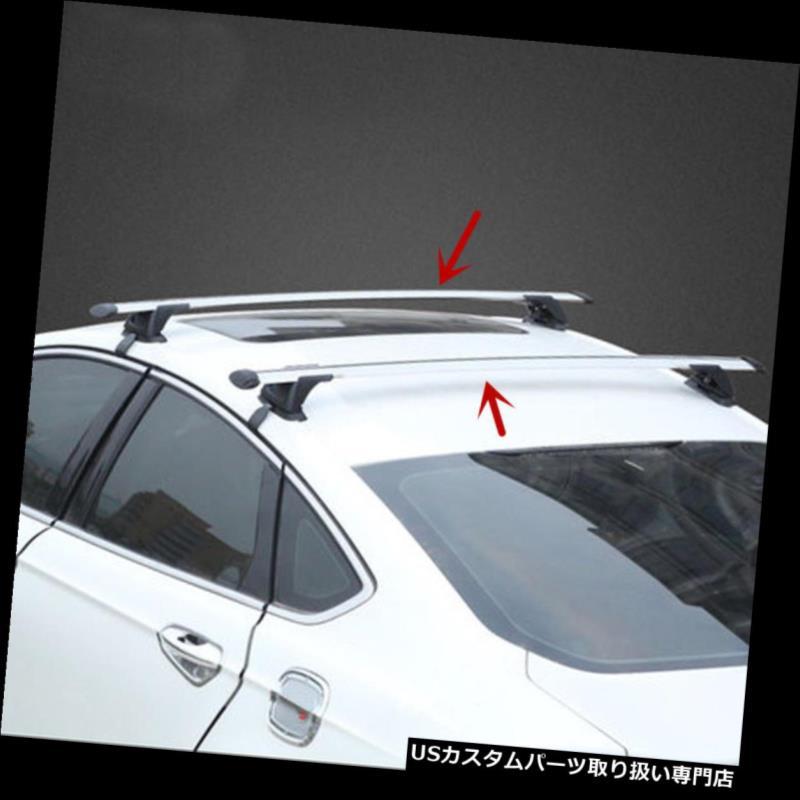 キャリア HONDA Jade 2013-2016用カートップルーフラッククロスバーラゲッジキャリアプロテクター For HONDA Jade 2013-2016 Car Top Roof Rack Cross Bars Luggage Carrier Protector