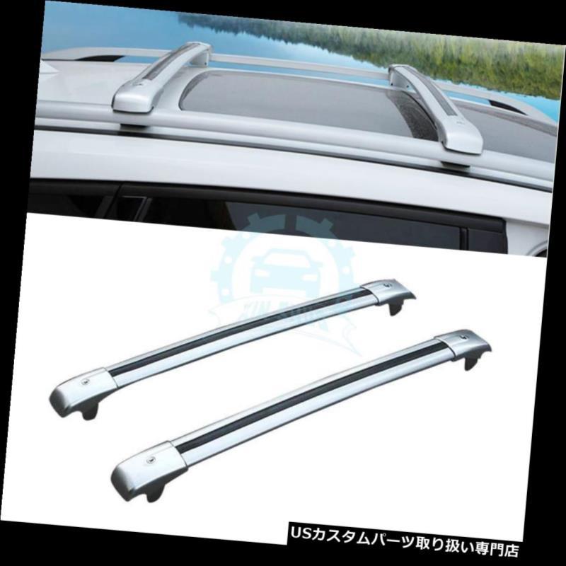 キャリア ホンダCR-V 2012-2015のための2PCSアルミ合金車のラッククロスバーラックフィット 2PCS Aluminum Alloy Car Rack Crossbar Rack Fit For Honda CR-V 2012-2015
