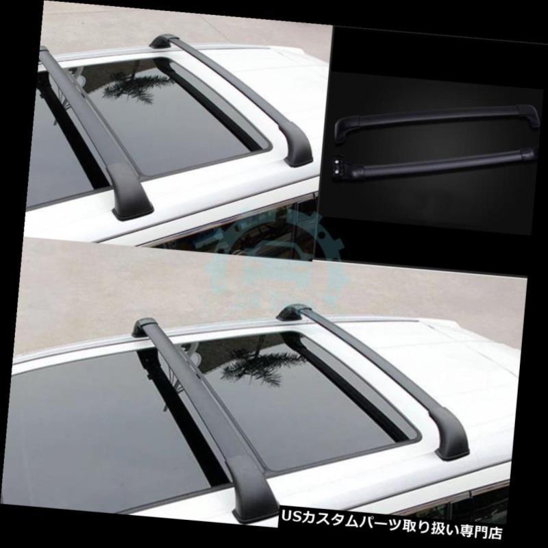 キャリア 1ペア車のルーフラッククロスバーフィットトヨタハイランダー2014年-2016 1pair Car Roof Racks Cross Bar Fit For Toyota Highlander 2014-2016