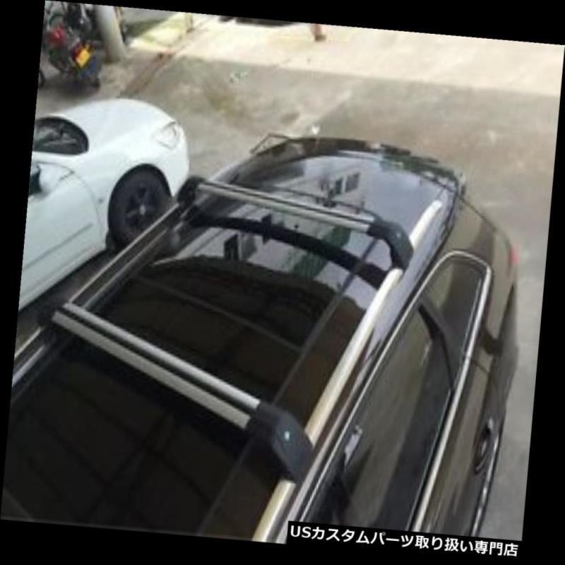 キャリア 三菱アウトランダー2013-2016自動荷物荷物ルーフラックレールクロスバー用 For Mitsubishi Outlander 2013-2016 Auto Baggage Luggage Roof Rack Rail Cross Bar