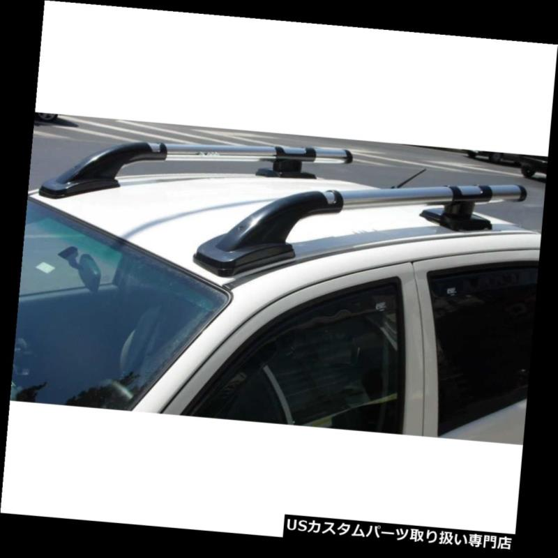 キャリア いすゞDMAXコロラドルーフレールクロスバーセットシャークスタイル2012-UP用 FIT FOR ISUZU DMAX COLORADO ROOF RAILS RACKS CROSS BARS SET SHARK STYLE 2012-UP