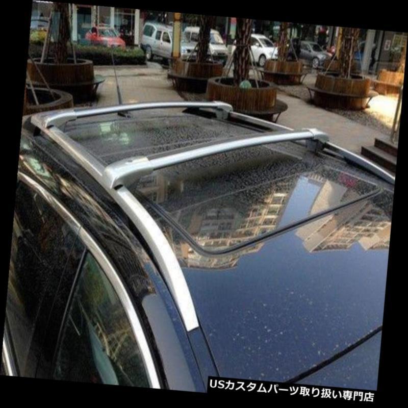 キャリア メルセデスベンツW164 M ML 2006-2011荷物荷物ルーフラックレールクロスバー用 For Mercedes Benz W164 M ML 2006-2011 luggage baggage roof rack rail cross bar