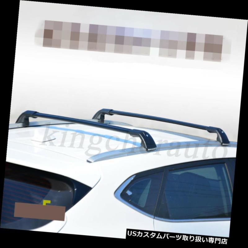 キャリア 4本三菱ASXアウトランダースポーツ2010-2017ルーフラックレールクロスバークロスバー 4Pcs Mitsubishi ASX Outlander sport 2010-2017 roof rack rail cross bar crossbar