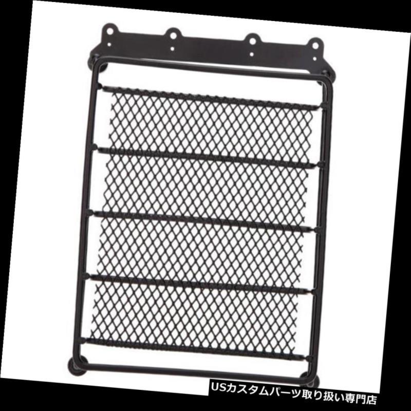 キャリア ユニバーサルブラックスチール貨物キャリアルーフラックバスケットクロスバー車のルーフ荷物 Universal Black Steel Cargo Carrier Roof Rack Basket Cross Bar Car roof luggage