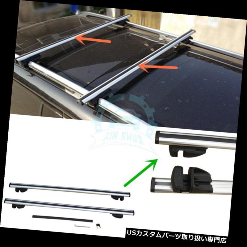 キャリア 三菱ASX 2011-2016年のための2x荷物のキャリア車のルーフキャリア 2x Luggage Carrier Car Roof Carriers For Mitsubishi ASX 2011-2016