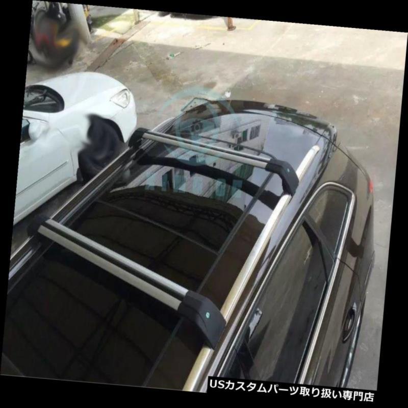 キャリア レクサスNX200T 2015-2017用手荷物荷物ルーフラックレールレールクロスバー For Lexus NX200T 2015-2017 Modified Baggage Luggage Roof Rack Rail Bar Crossbar