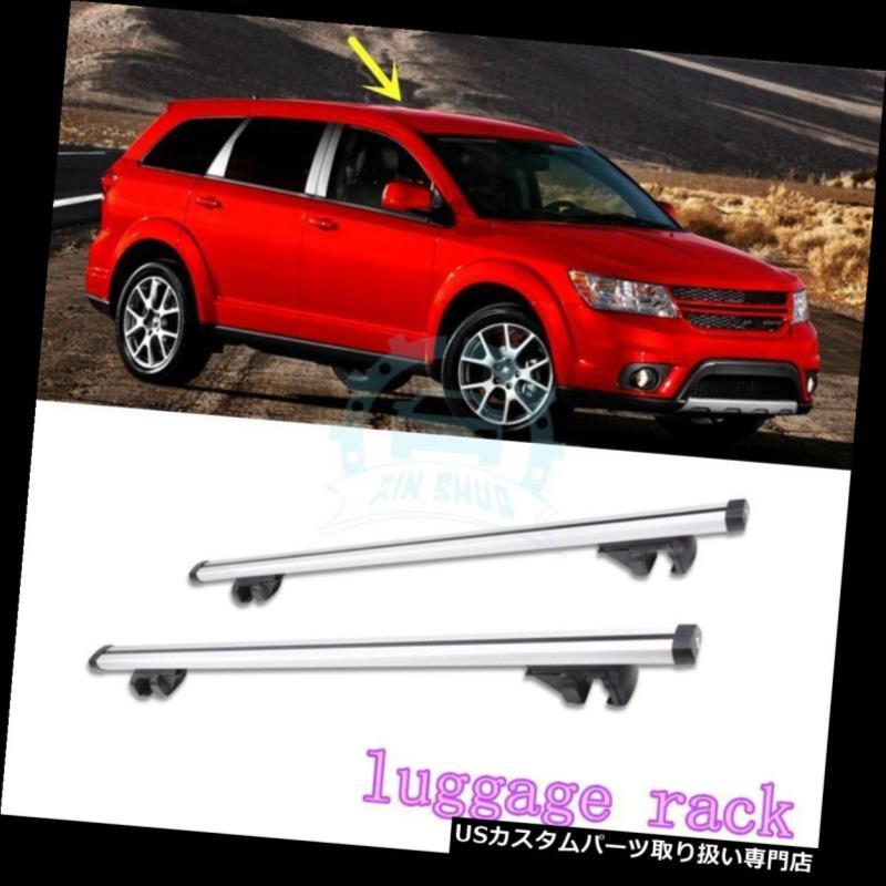 キャリア ダッジアベンジャー2010-2016年用2個手荷物キャリア車の屋根キャリアバー 2pcs Baggage Carrier Car Roof Carriers Bar For Dodge Avenger 2010-2016