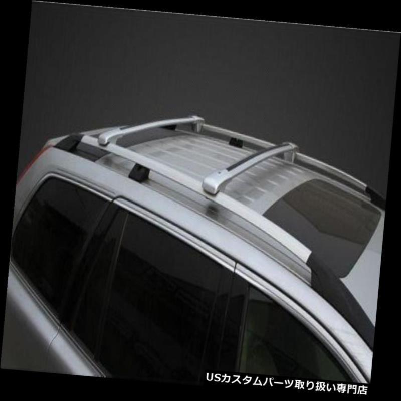 キャリア Tiguan 10-15手荷物荷物ルーフラックレールクロスバークロスバー For Tiguan 10-15 baggage luggage roof rack rail cross bar crossbar