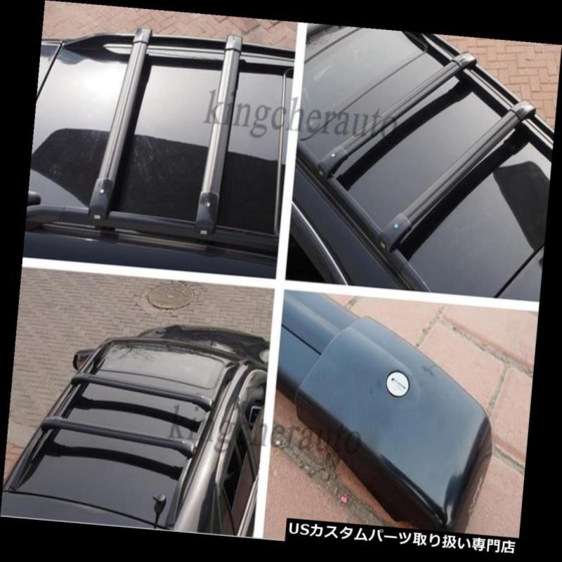 キャリア メルセデスベンツX164 GL 2006-12荷物ルーフラックレールクロスバークロスバーにフィット fit for Mercedes Benz X164 GL 2006-12 baggage roof rack rail cross bar crossbar