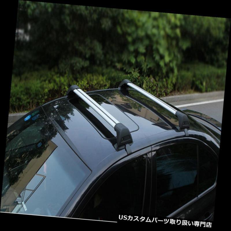 キャリア cc 09-15アルミ合金クロスバールーフカーゴ荷物ラックにフィット Fit For cc 09-15 Aluminum Alloy Cross Bar Roof Cargo Luggage Rack