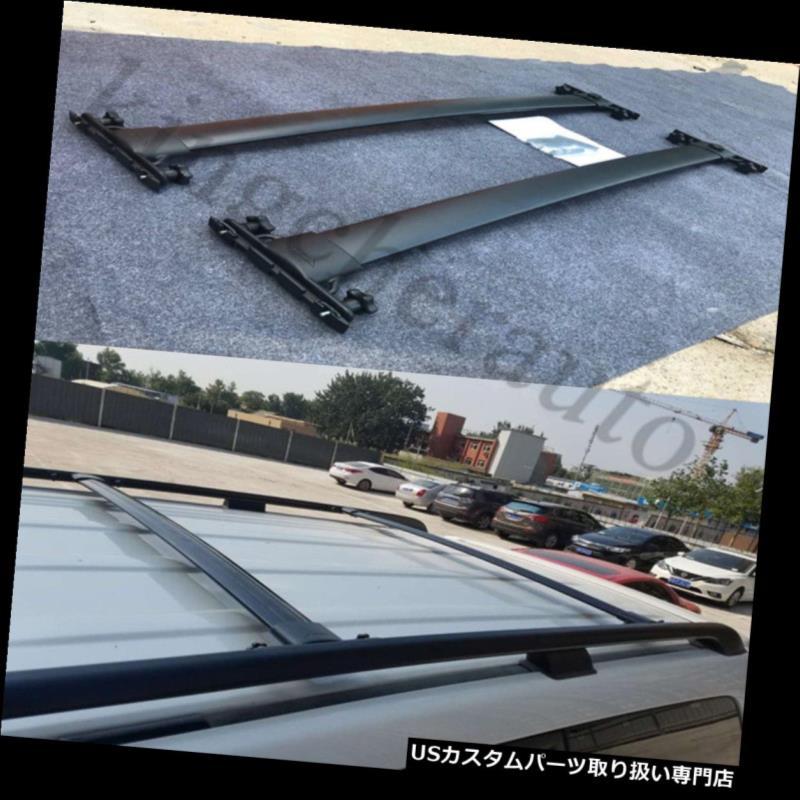 キャリア 2個フィットLEXUS 3rd AL10 RX RX350 RX450 2008-15ルーフラックレールクロスバークロスバー 2Pcs fit LEXUS 3rd AL10 RX RX350 RX450 2008-15 roof rack rail cross bar crossbar