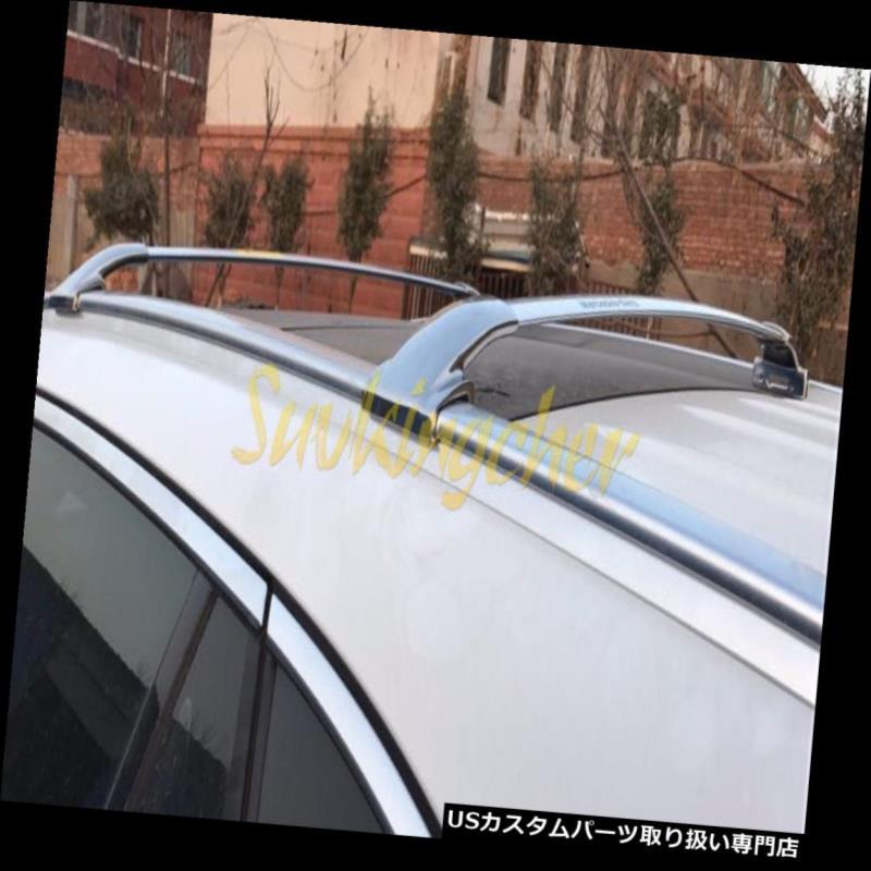 キャリア ステンレス鋼メルセデスベンツGLC X 253 2016 2017 18ルーフレールラッククロスバー Stainless steel for Mercedes Benz GLC X253 2016 2017 18 roof rail rack cross bar