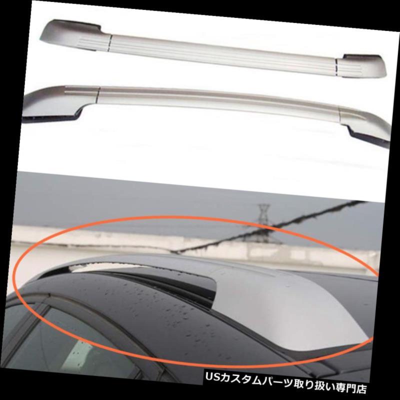 キャリア 2本ラッククロスバールーフラックバー本体アルミ合金BMW X 6 2010-2015用 2PCS Rack crossbars Roof rack bar Main body aluminum alloy For BMW X6 2010-2015