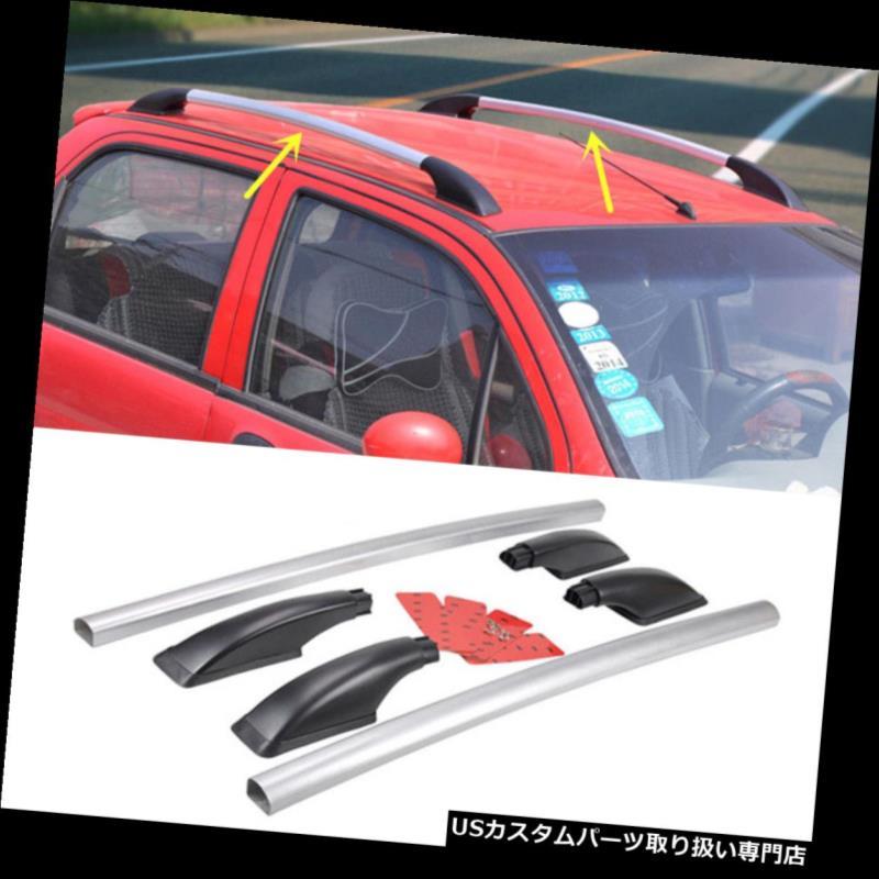 キャリア シボレーTRAXセイル2014-2016 2X車の上のルーフラッククロスバー荷物キャリア For Chevrolet TRAX Sail 2014-2016 2X Car Top Roof Rack Cross Bar Luggage Carrier