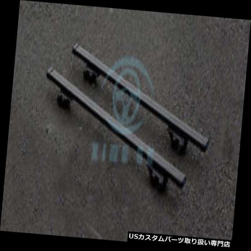 キャリア 鈴木JIMNY 2007-15のための黒い合金の上部の荷物キャリアクロスバールーフラック Black Alloy Upper Luggage Carrier Cross Bar Roof Racks For SUZUKI JIMNY 2007-15