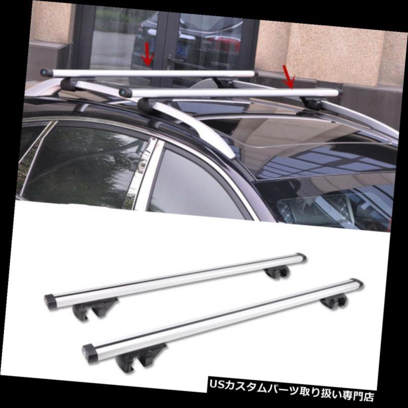 キャリア ダッジアベンジャー2010-2016ルーフラッククロスバーのための車の部品フィット Car Part Fit For Dodge Avenger 2010-2016 Roof Rack Cross Bars